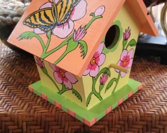 Swallowtail Birdhouse