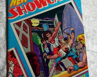 1984 New Talent Showcase,  DC Comic Book,  Vintage DC Comic, Ready To Ship,  Vintage Comics, Graphic Novel