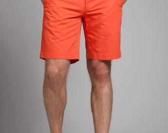 Customizable Men's Tailored Shorts