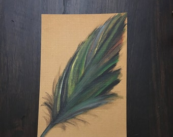 Feather in My Cap