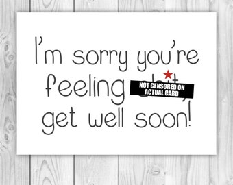 sorry youre feeling etsy
