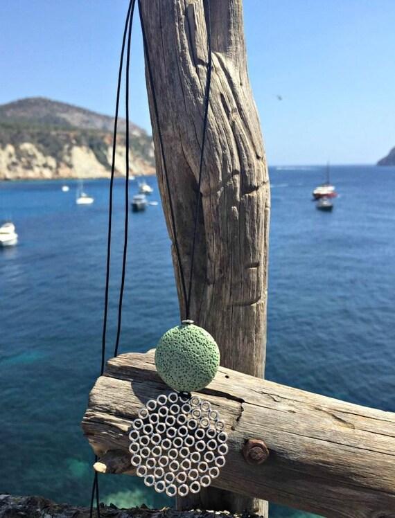 Formentera Aquamarine Necklace