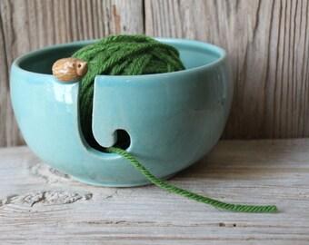 Custom Order Hedgehog Yarn Bowl - 4-6 weeks for delivery