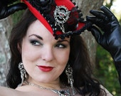 Lady Buccaneer Pirate Tricorn Hat - Made to Order