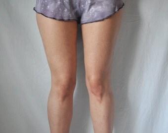 short shorts // cassiopeia