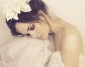 Grandiflora Bohemian Ballerina Gypsy Hair Flower Fascinator