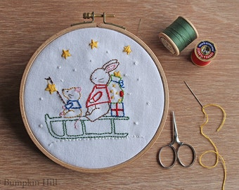 Star Catcher - Hand Embroidery Pattern - Embroidery PDF Pattern - Instant Download