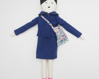 Joelle, a limited edition doll
