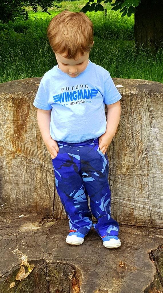 Pants Pattern - PDF Pants Pattern - Pants Pattern with Pockets - Boys Pants Pattern - Girls Pants Pattern