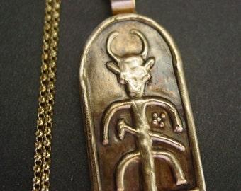 Adad, The Storm-God - Necklace