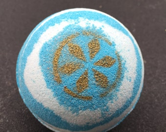 Serenade of Water Inspired Bath Bomb WITH Charm Inside!