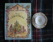A Book of Christmas Illustrated by Tasha Tudor Collectable Book