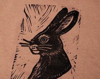 Bunny - Ladies TShirt Size Small
