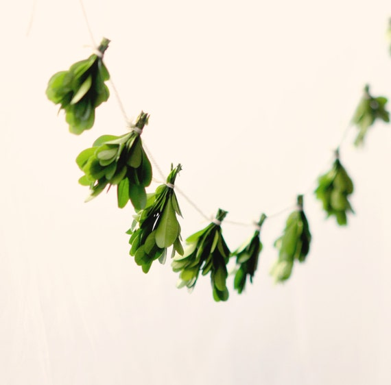 Leaf Garland from Whichgoose