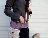 BoHo Crossbody Cell Phone Purse Hippie Bag Mobile Phone Pouch Cross Body Handbag - Fringe - Inside Pocket - Magnet Closure - Fashion Bag