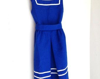 Vintage Florence Eiseman girl's dress size 5t 6t