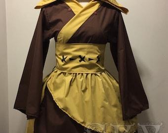 Ewok Kimono Dress