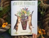 Amateur Herbalist Coloring Book