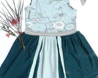 Blue Ridge Meadows Sun Dress