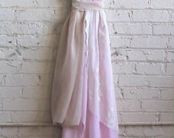 Final Payment for Julia Lieberman's Custom Dress