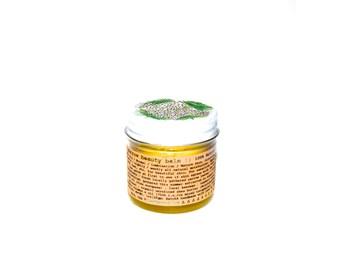 Yarrow Beauty Balm . natural skin care with argan oil