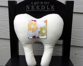 Tooth Fairy Pillow - Flowers