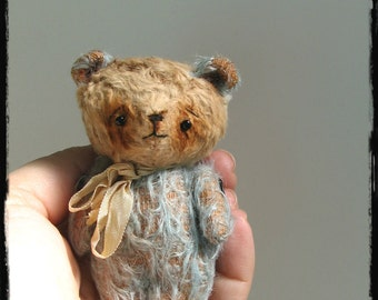 Sold/reserved for J Harding, Jess by Woollybuttbears 3.5 inches