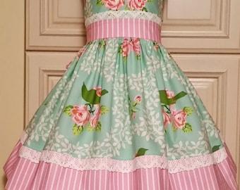 Girl's Mockingbird Dress