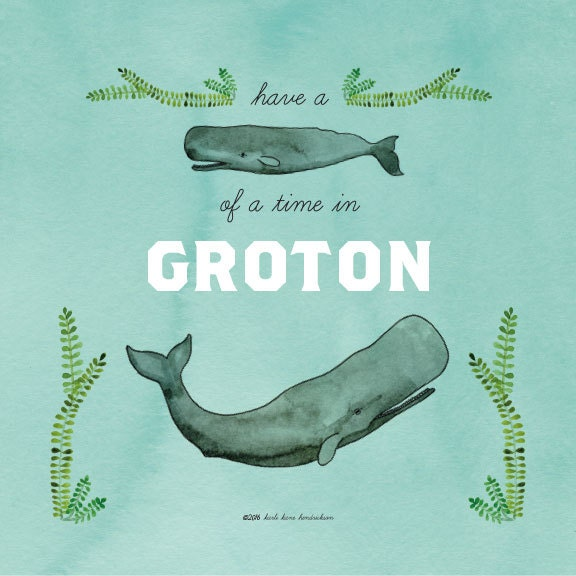 Have a Whale of a Time in Groton