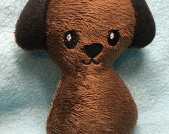 Dog Stuffie