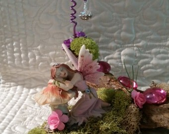 "Sleeping Fairy ""Annabella"""