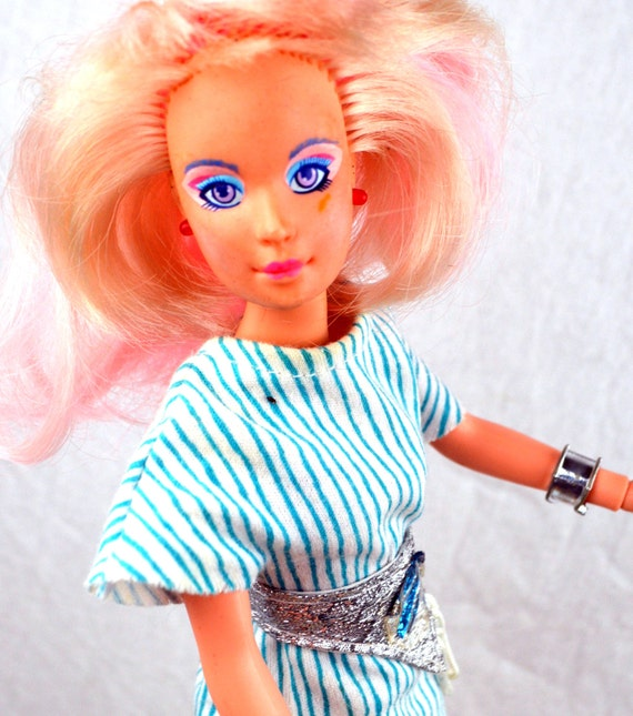 Vintage Jem And The Holograms Doll Hasbro 1985