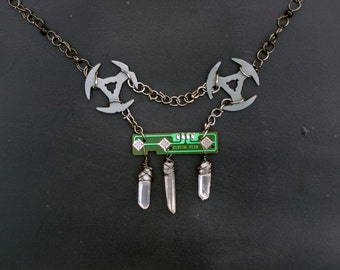 Technomancer Necklace