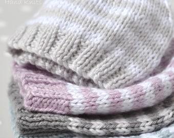 Preemie and Newborn EASY knitting pattern 'Little One'