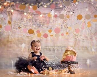 Birthday Tutu   1st Birthday Tutu Dress   Baby Birthday Tutu   Cake Smash Tutu   Tutu Skirt   Black Gold Birthday Tutu   1st Birthday Tutu