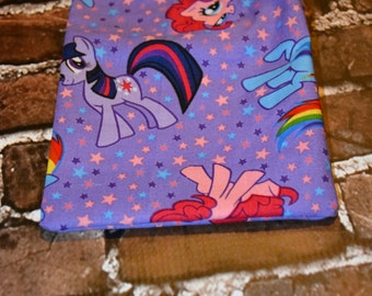My Little Pony Drawstring Bag/ Goody Bag/ Party Favor/ Birthday Party/ RPG/ DND/ Dice Bag/ Accessory Bag/ Gift for Her/ Gift for Him