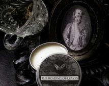 The Reading of Leaves  Natural Solid Perfume Gypsy Apothecary Green Tea,Orris, Tonka,Orange,Lime,Bergamot,Amyris,Black Pepper