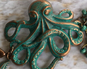 Octopus Beach Bracelet
