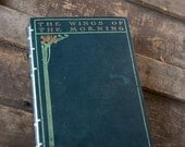 1903 WINGS of the MORNING Vintage Lined Notebook