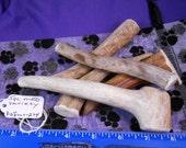 5 Piece Medium Variety Deer Antler Dog Chews for Moderate Chewers, F5pmv-274