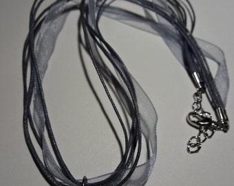 Diamond Charm Necklace - Evil Eye