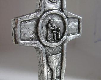 Handmade First Communion Cross