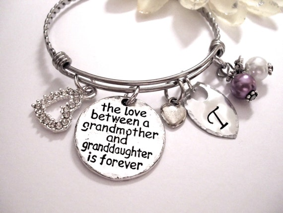 Grandmother and Granddaughter Jewelry Grandmother