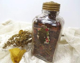 Tout Mon Jardin Potpourri Sachet Bottle - Original Potpourri -  Richard Hudnut 1914 - Gift for Her - Home Decor
