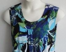 SALE/DEFECT  2X-Post Surgery Shirt - Shoulder Surgery / Rehab/ Heart Surgery / Breast Cancer / Adaptive Clothing / Breastfeeding- Style Sara