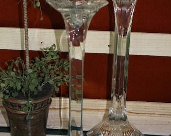 Pair of Mikasa Helmsley Candlesticks