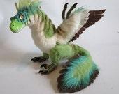 Raptor art doll - 2