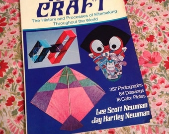 Kite Craft Book Guide How To