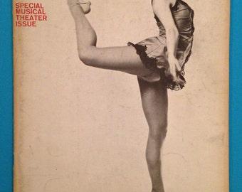 October 1971 Dance Magazine