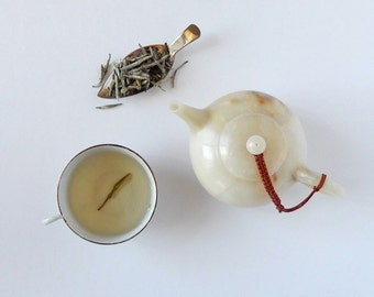 Bashan Silver Tip White Tea • 2 oz. Kraft Bag • Luxury Loose Leaf Chinese Tea • Chongqing Province